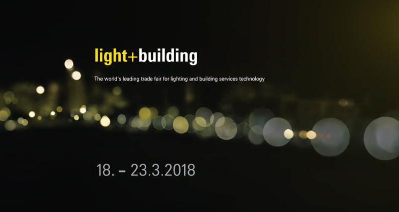 SmartTronic Environment vizitează Expo Light and Building 2018 în Frankfurt.
